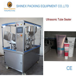 Automatic aluminum laminated ABL tube filler and sealer