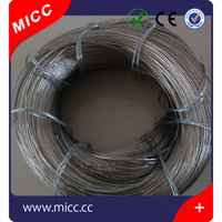MICC resistance wire electric heating alloy wire FeCr /NiCr /CuNi wire