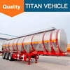 3 Axles Insulated Aluminium Alloy Milk