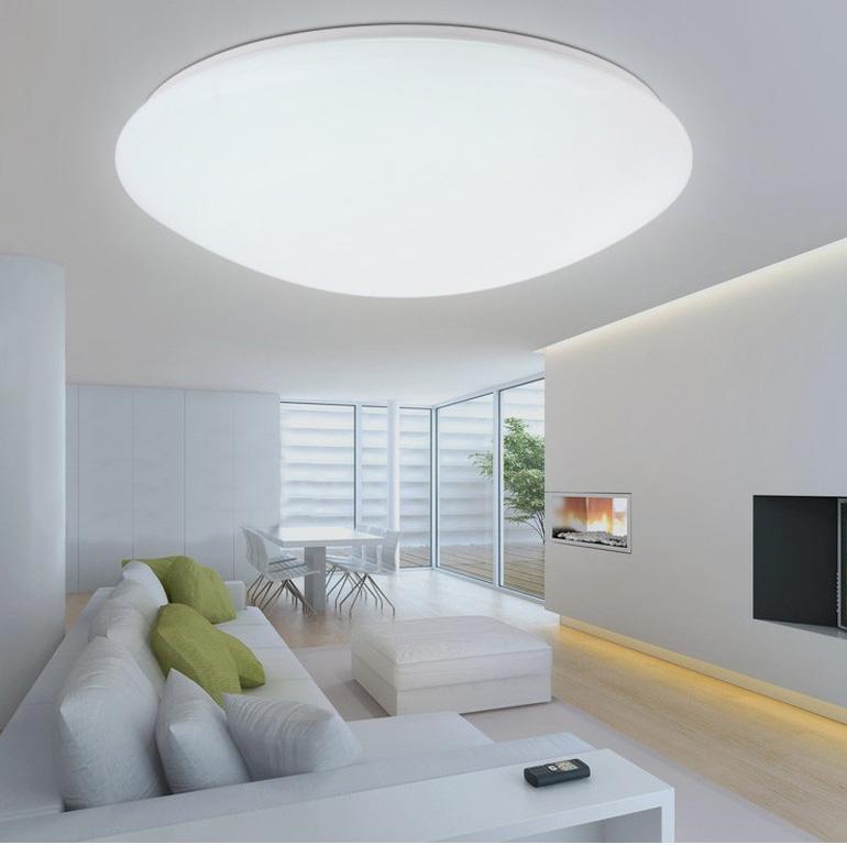 led deckenleuchte dusche raum und m beldesign inspiration. Black Bedroom Furniture Sets. Home Design Ideas