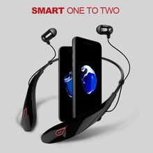 Sport Magnetic Bluetooth Headset Earphone For For Iphone7! Sports>