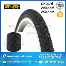 high quality and rich patterns bicycle tyre 700C 24x1.5