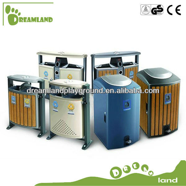 2014 Hot sell outdoor recycling garbage bin waste bin