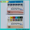 Mixing size dental Absorbent Paper Points AP-2