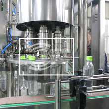 2016 New design soda water bottling machine