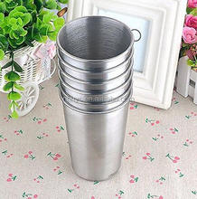 Food grade Stainless Steel Pint 16oz Camping <strong>Cups</strong>, Custom Party tumblers, Large Mugs