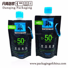 148ML Water Aluminum Foil Spouted Pouch for Drink
