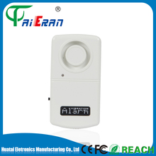 Portable home Window door wireless vibration sensor alarm anti theft home safety alarm (without remote)