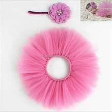 Many Colors Baby Pettiskirt Tutu Dress Costume Photography Prop