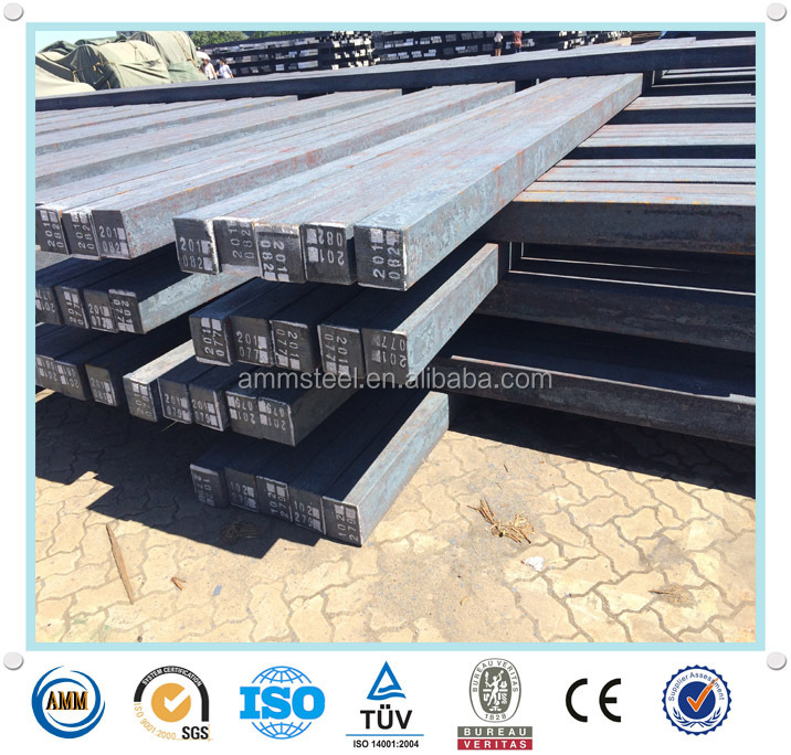 Prime Mild Steel Bar Carbon Steel Billets MS Billets from Manufactures China