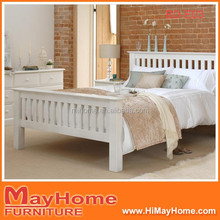 2016 Latest Modern Bedroom Furniture Designs Solid Wood Double Bed
