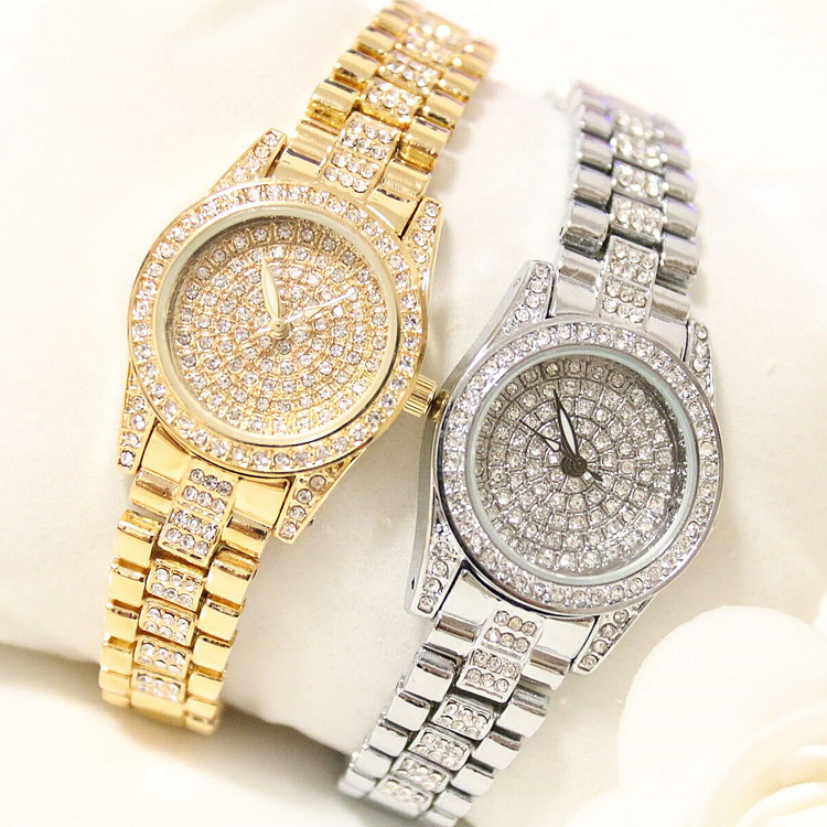 Diamond Japan Movt Ladies Watch W145, Manufacturer Since 2001, OEM/ODM Available,