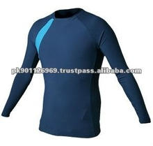 Rash Guard Surfing Rash Shirts for men baselayer