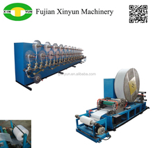 Professional automatic cigarette paper making machine manufacturer