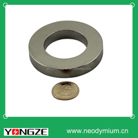 Super high performance ring magnet /neodymium magnet ring for hot sale