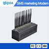 16 ports sms modem quad band gsm modem pool with M35 module gsm modem sim pool 3g wifi router