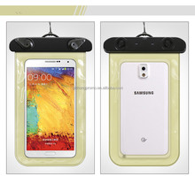 hot selling popular pvc waterproof mobile phone case bag