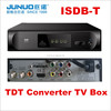 2016 best selling South America Converter tv box tdt dvb-t isdb-t set top box argentina Peru chile ecuador