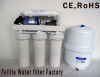 home water purifier without water filter housings