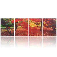 Morden Canvas Prints pictures Wall Art Decor Framed 4 Panels canvas Painting Pictures