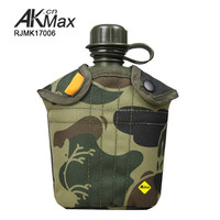 Camouflage Canada Military Water Canteen Water Bottle