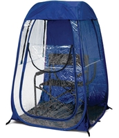 Transparent Pop Up tent spring steel wire pop up tent