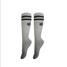 designer Bamboo Leaves Outdoor Sports Colored custom thick cotton football Socks