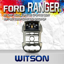 WITSON FORD RANGER <strong>CAR</strong> <strong>DVD</strong> WITH 1080P 1G DDR BLUETOOTH GPS WIFI 3G