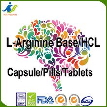L- Arginine powder/capsule to boost Growth Hormone (GH) and Nitric Oxide