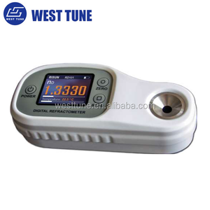 RSD series digital display automatic portable honey/brix/Salinity/urine refractometer