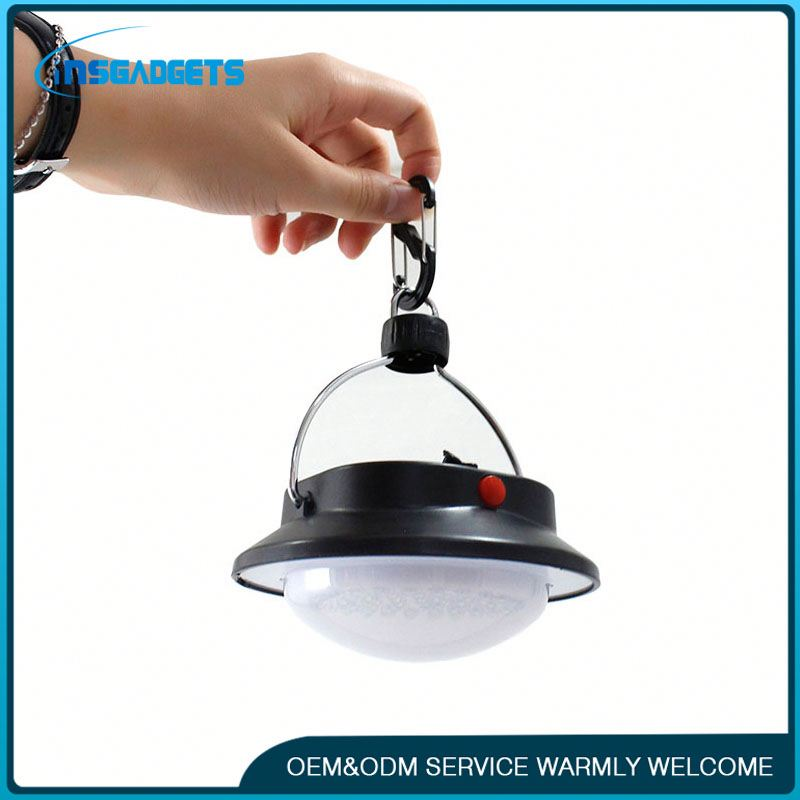 60 led hand crank lamp circle tent lantern ,h0tU8 camping lamp lantern for sale