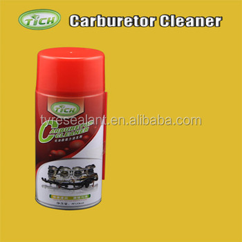 DIY clean car engine carburetor carb cleaner