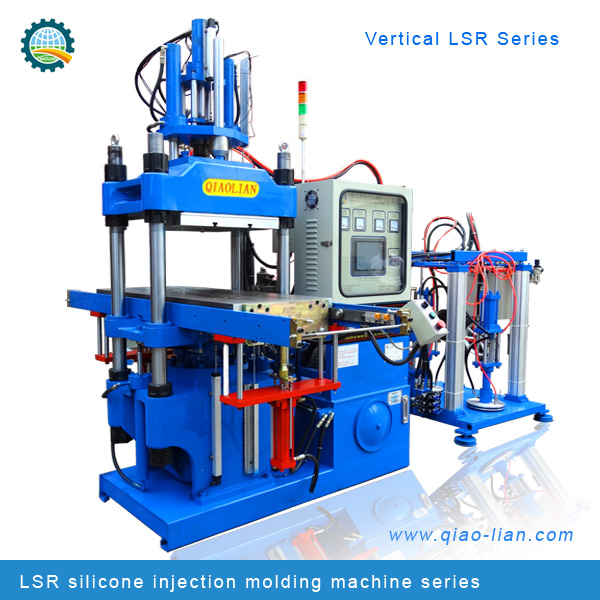 200T Vertical LSR molding machine/ liquid silicone O-ring production line/ silicone sealing
