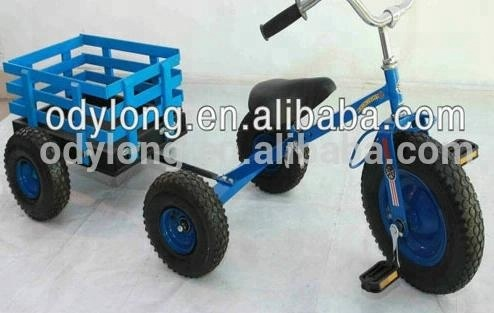 children pedal go kart tricycle,kid tricycle , tircycle with trailer F80AB