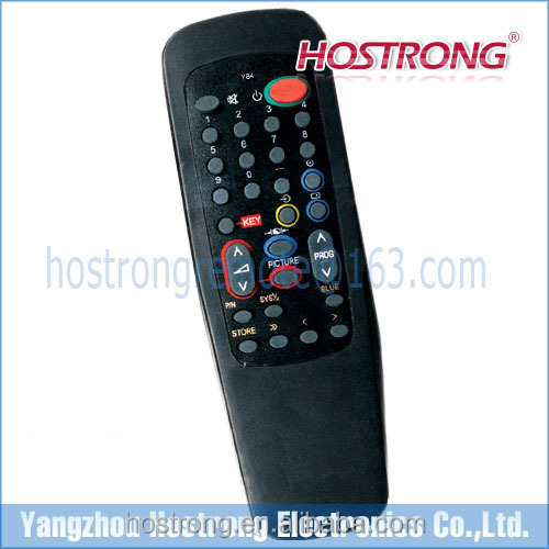 Factory supply remote control TV use for KONKA Y84