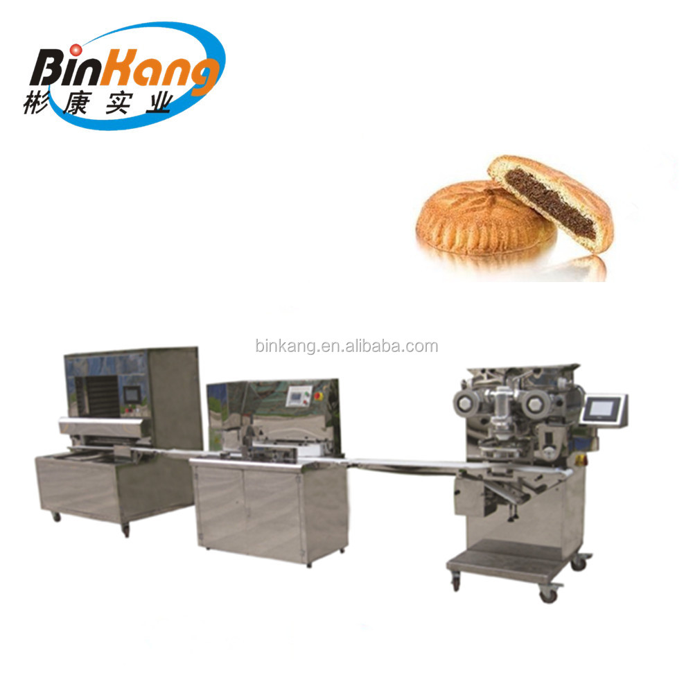 Stainless steel maamoul mooncake Making Machine production <strong>line</strong>