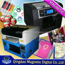 CE approved A3 t shirt printing machine dtg for sale