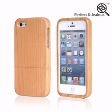 Color printing New fashinable 2013 new design pc+pure wood veneer gluing phone case for iphone5s