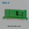 te auto material pcb connector 32 pin blocks coating 966658-1