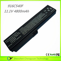 New Laptop Battery For Fujitsu 916C540F netbook