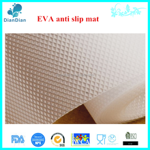 Colorized eco friendly shelf drawer eva anti slip pad