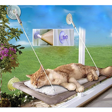 High Quality Sunny Seat Cat Bed Window Mounted Hammock