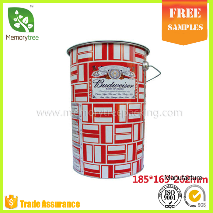 Hot sale new dog food bucket dog clothes storage bins