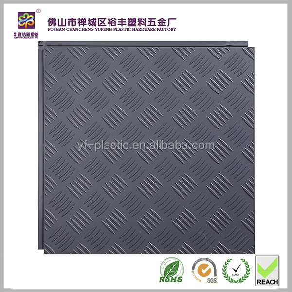 Eco-friendly seagrass floor mat