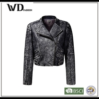 New product leather jacket motorcycle in new model