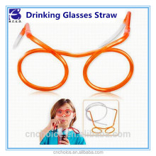 new products 2016 innovative drinking glasses soft drinking straws