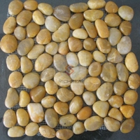 Beautiful Natural Pebble Stone Mosaic