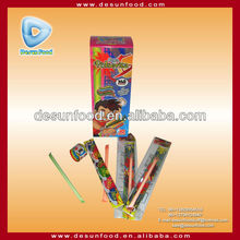 Powder stick with Clap ruler Toy candy