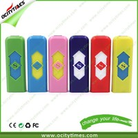 high quality plastic cigarette USB lighter Heating Coil make electric lighter