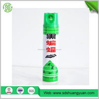 750ml good smell Aerosol Insecticide Spray manufacture